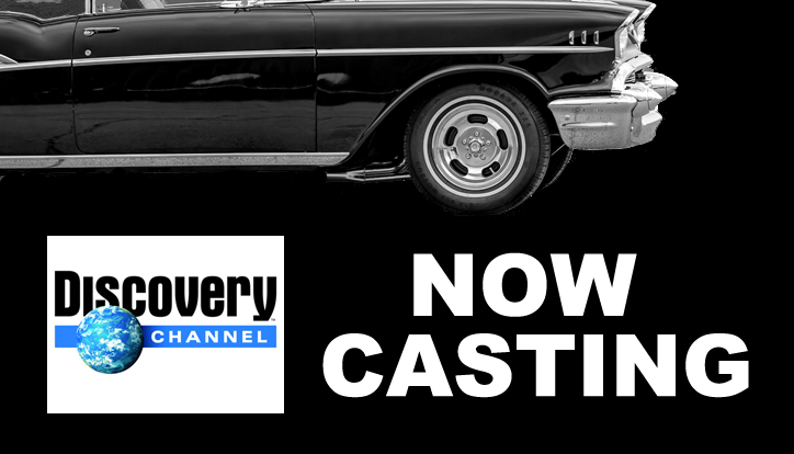 Discovery Channel Now Seeking An Outgoing And Skilled Auto - New car show on discovery channel